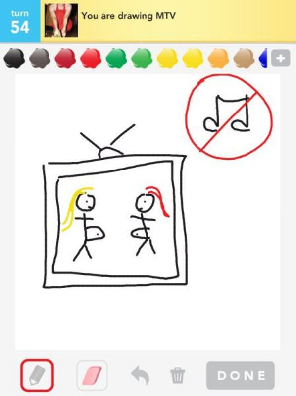 How To Draw Mtv