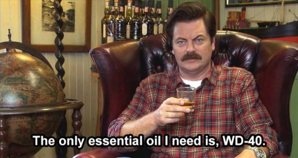 the only essential oil