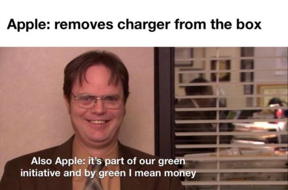 the green initiative