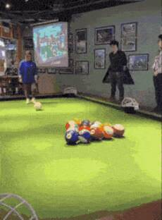 fun way to play some pool